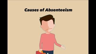 absenteeism complete version for 4th year Personal, job, as well as contract characteristics and workplace attitudes were related to frequency of absenteeism and intention to leave of call centre employees.