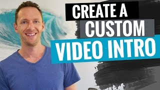 Video How to Make a Video Intro for YouTube (Full Tutorial!) download MP3, 3GP, MP4, WEBM, AVI, FLV September 2018