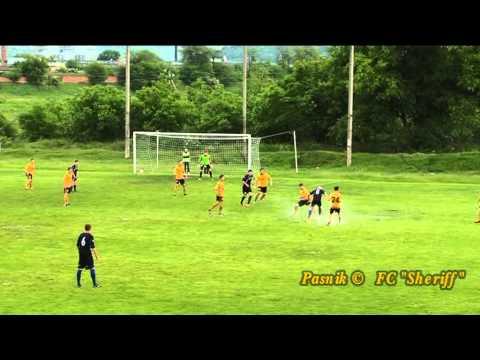 Нац.дивизион, Нистру  1-2  Шериф.  31-05-2013