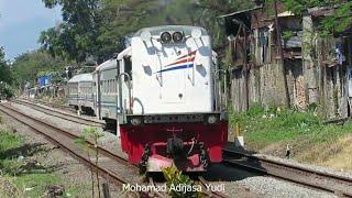 Kereta di jalur Gotik