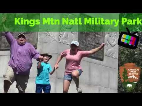 A day at Kings Mountain National Military Park