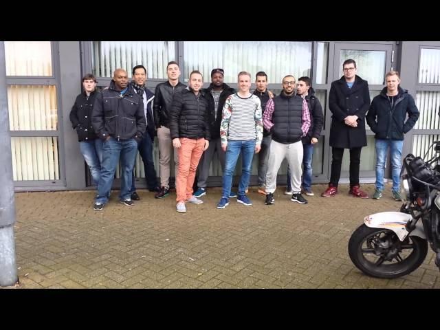 Motor theorie in Utrecht