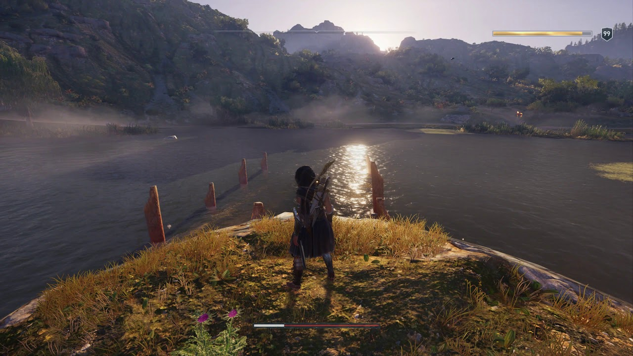 Here's How Assassin's Creed Odyssey Looks with ReShade Based