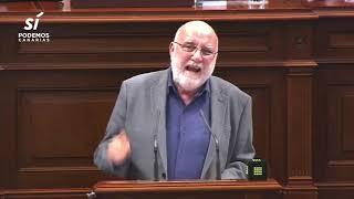 Intervención completa de nuestro portavoz, Manolo Marrero, sobre los Presupuestos para Canarias 2020