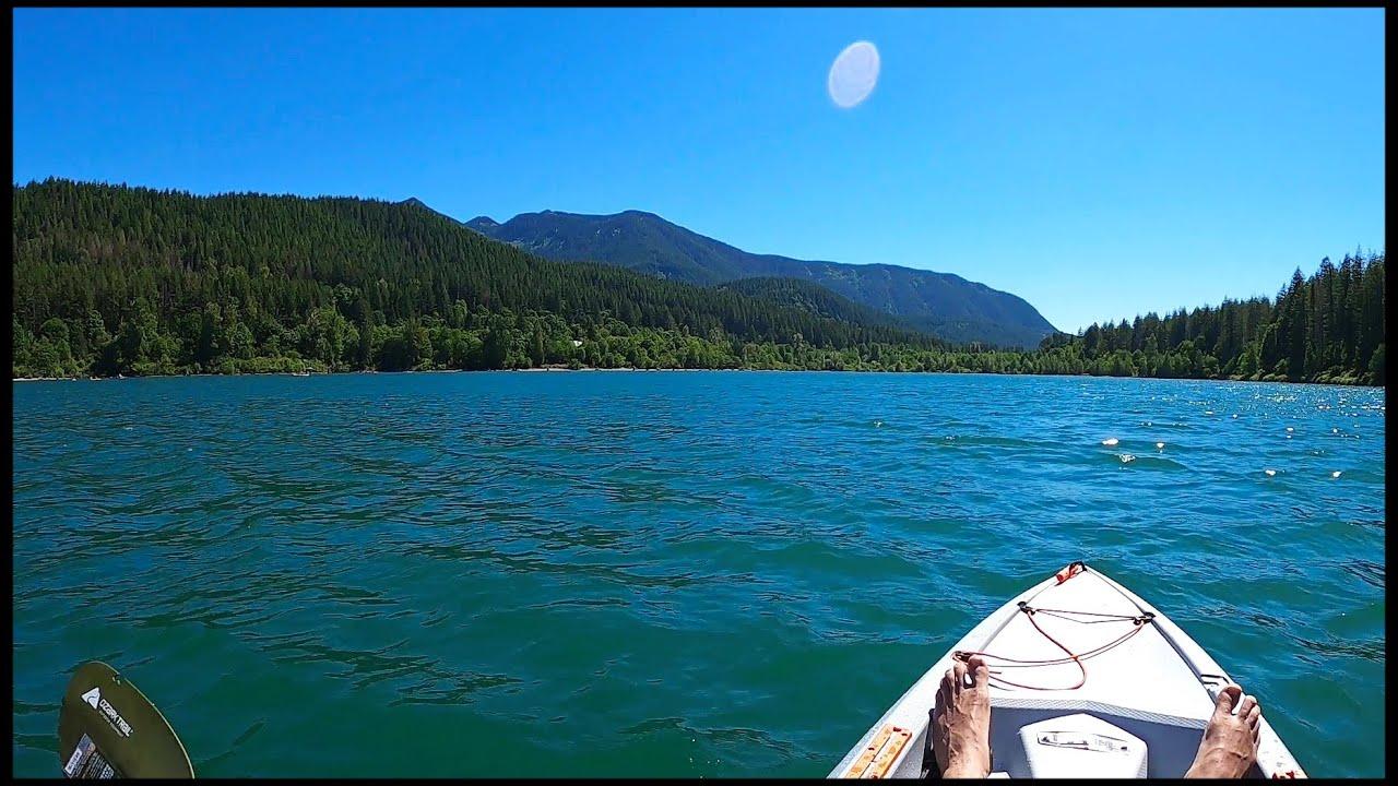 Заплыв на Новом Каяке 2021 (Kayak on the Lake)