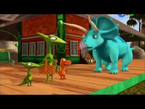 поезд динозавров песня 4