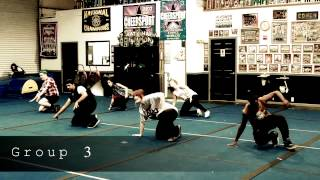 "Rob Base & DJ E-Z Rock It Takes Two Choreography by Clarissa ""Crox"" Turner"