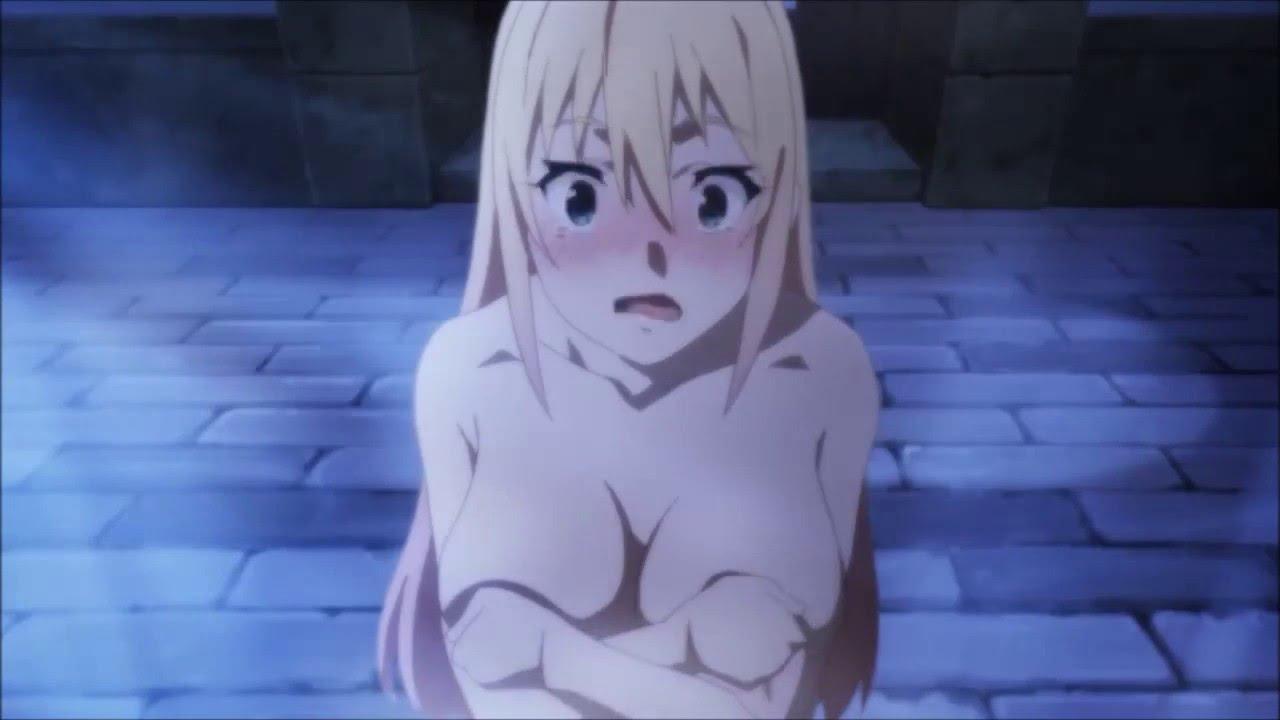 Nude Bathroom Scene 58