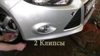 Ремонт бампера на Ford Focus 3(, 2017-02-16T13:09:18.000Z)
