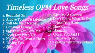 Download TIMELESS OPM LOVE SONGS | COMPILATION | PRINCESS ERICA VLOGS AND MUSIC