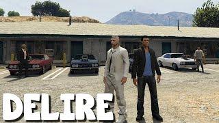 Maaaa (Video-Delire) GTA 5 Online avec Marcus, Jisters et LaSaw6 - Episode 22