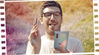 Das Regenbogen-Telefon! - Galaxy Note 10+ Review
