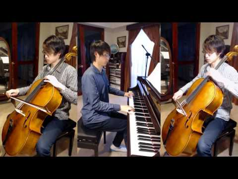 Spirited Away - Reprise (2 Cellos and Piano Cover)