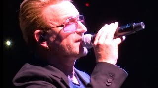 U2 - Every Breaking Wave (HD) from Boston 07-15-2015 (Filmed From Section 7 Row 1)