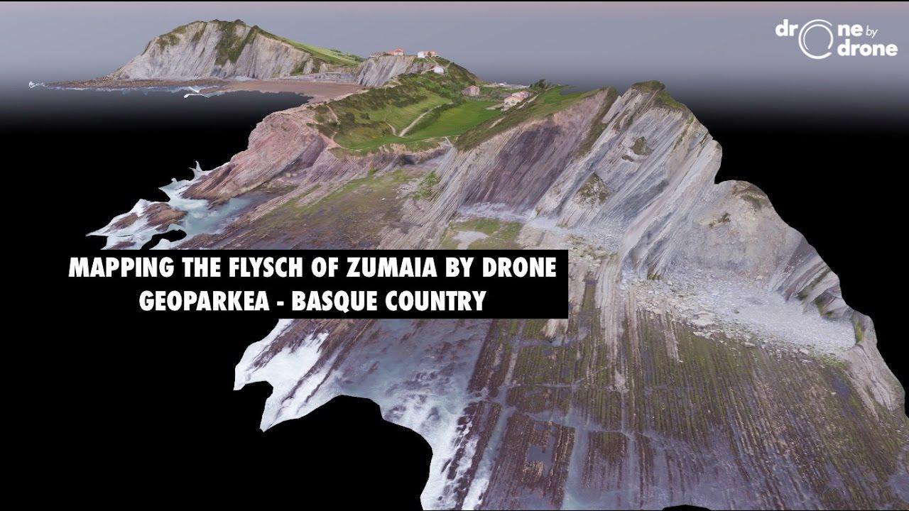 Zumaia Flysch 3d Geoparkea Algorri Game Of Thrones Youtube