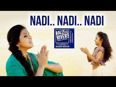 Rally for Rivers - Nadi Nadi Nadi Music Video by Smita ft Shivi & Threeory