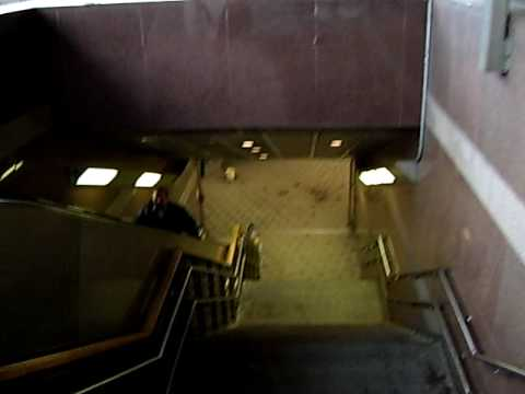 Haymarket subway MBTA stoptrain stop Boston Massachusetts