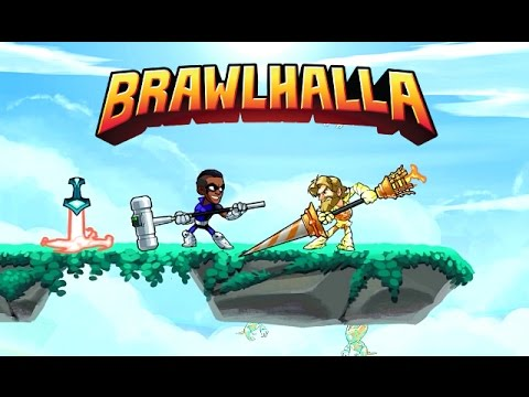 BRAWLHALLA [Kyle Made This Game A Lot Better] - Father Versus Son