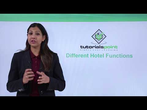 hospitality-management---different-hotel-functions