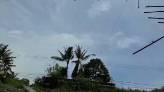 Angin ribut di lotim dan tanda tanda gempa bali dan lombok selatan   anda salam
