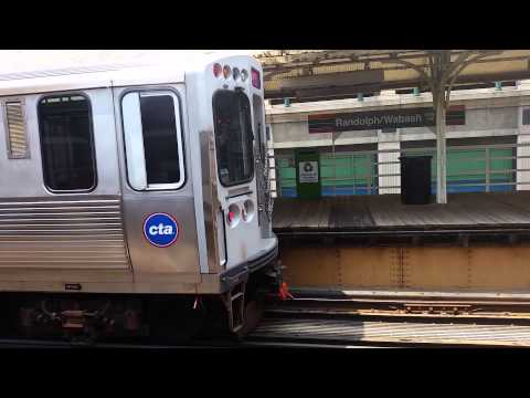 Cta pink line stopping and starting