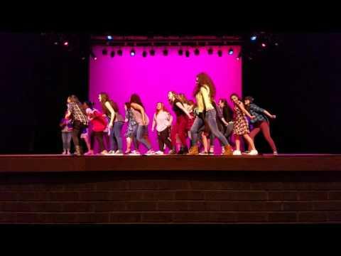 Harford Technical High School: 13 The Musical Clip 2016