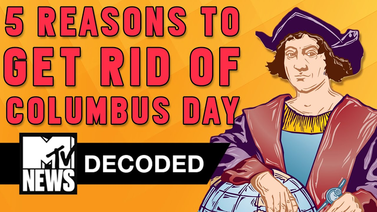 Columbus Was a Genocidal Rapist | Decoded | MTV News