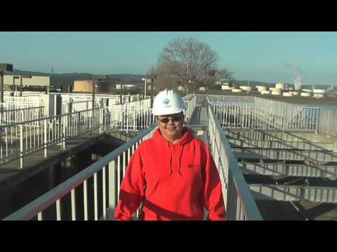Julia Chan, Water Treatment Operator, Contra Costa Water District