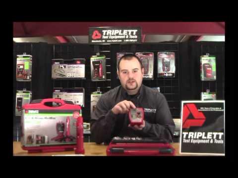 Triplett Test Equipment & Tools Introduction Fox & Hound HotWire Video 1