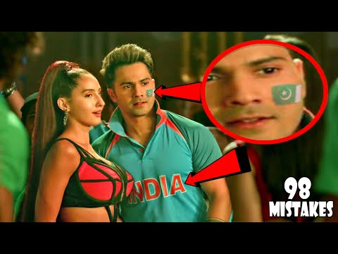 98 Mistakes In Street Dancer 3D - Plenty Mistakes In STREET DANCER  Hindi Movie - Varun Dhawan