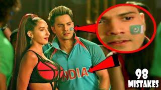 (98 Mistakes) In Street Dancer 3D - Plenty Mistakes In STREET DANCER Full Hindi Movie - Varun Dhawan