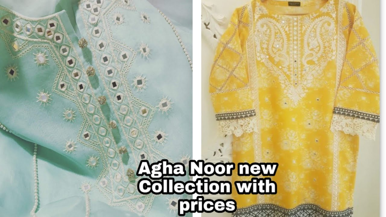 Agha Noor New Collection With Prices Details Agha Noor Behind The Scene Vlogs For All Youtube Agha noor a brand name that is very famous for its delicate embroidered patterns and inexpensive prices. agha noor new collection with prices details agha noor behind the scene vlogs for all