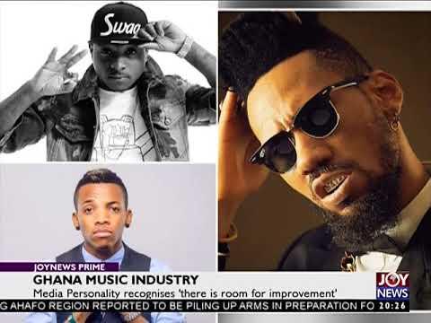 Ghana Music Industry - Joy Entertainment Prime (19-9-17)