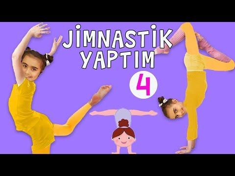 Mira Jimnastik Dersinde 4 | Eğitici Çocuk Videosu | UmiKids