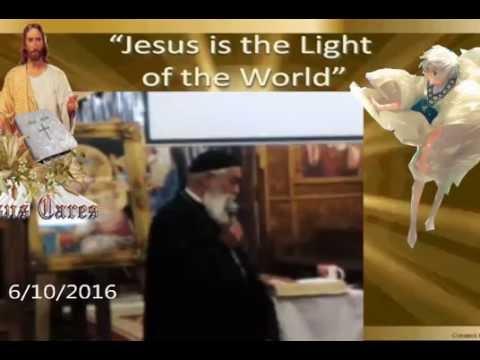 ابونا ارميا بولس من علامات النهاية شذرات الرؤيا الاصحاح 6