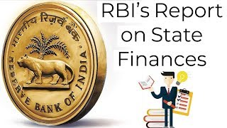 RBI' report on State Finances GFD GDP ratio crosses threshold for 3rd consecutive year