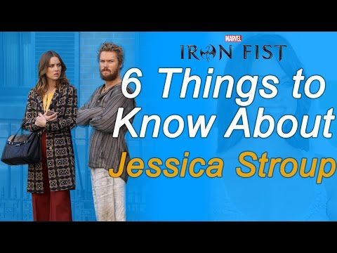 6 Things to Know About Jessica Stroup