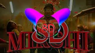 DIVINE - MIRCHI 8D AUDIO Feat. Stylo G, MC Altaf & Phenom | Official Music Video