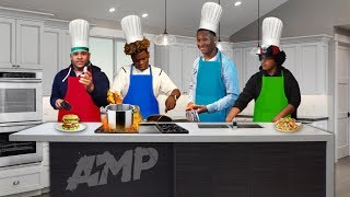 TOP CHEF: AMP EDITION YouTube Videos