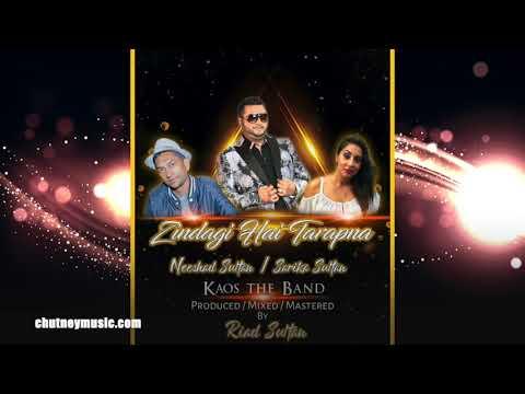 Kaos the Band ft Riad, Neeshad & Sarika Sultan - Zindagi Hai Tarapna (2020 Bollywood Cover)