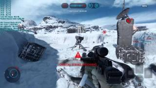 Star Wars: Battlefront PC Gameplay 1080p 60fps Max Settings