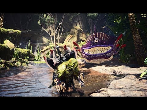 Monster Hunter World - PC MOD - GOBUL ENTERS THE NEW WORLD thumbnail