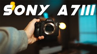 SONY A7III - An Honest Review
