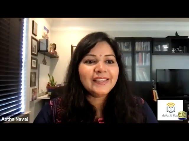 10th Episode of Char Kavi Series by Astha - Ashok Vyas, Abhinav Shukla, Rachna Shrivastava