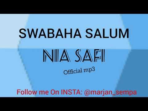 SWABAHA SALUM - NIA SAFI . OFFICIAL MUSIC AUDIO. Marjan sempa