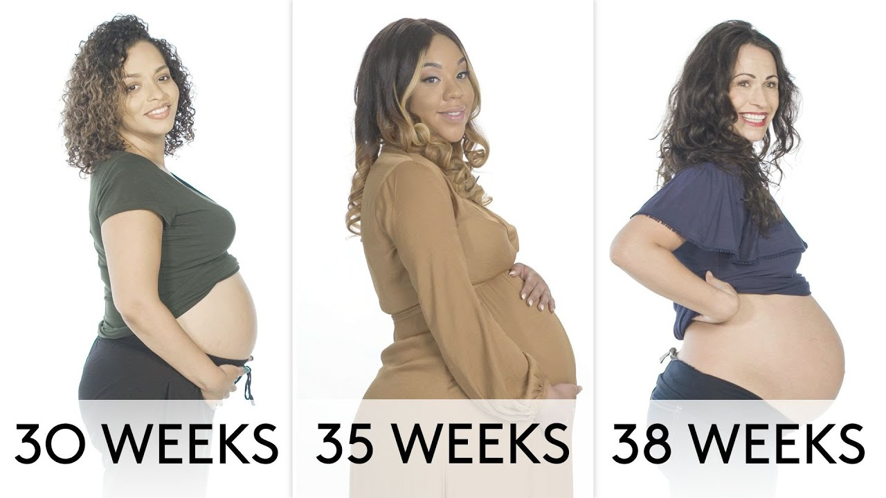 Pregnant Women Weeks 7 to 40: What Time Do You Go to Bed? | SELF