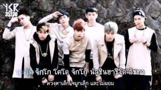 [Karaoke] I like you - GOT7 [Thai sub]