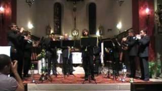 Friul Brass Ensemble - Nr. 64 Choral aus Weihnachtsoratorium