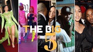 Chris Brown ambeba Davido, Cardi B aahirisha show kwa kuhofia shambulizi, Rihanna kuitema Tidal