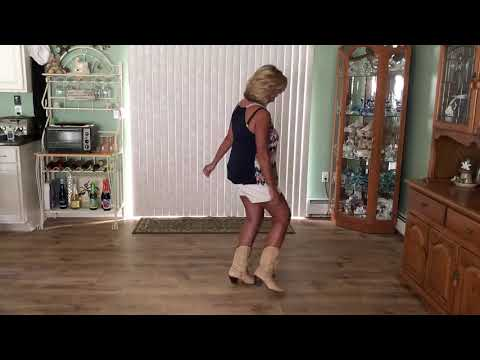 Heartache Medication - 32 Count 4 Wall Linedance